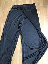 Woman's Black Yoga Pants Size 3XL (14/16)