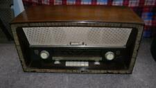 Philips Jupiter 463 BD463A  Sound Tube Radio w Valvo tubes