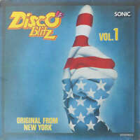 East Harlem Bus Stop Disco Blitz Vol. 1 LP Album Vinyl Schallplatte 165494