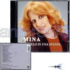 """MINA """"IL CIELO IN UNA STANZA"""" RARO CD CGD 1991 SEALED"""