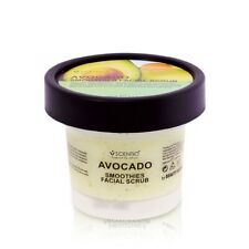 [Scentio] Avocat Smoothies Éclaircissant Facial Gommage 100ml Neuf