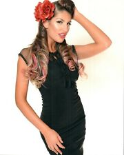 August Ames Adult  Star Unsigned Photo #131 Brazzers Penthouse  Deceased Model