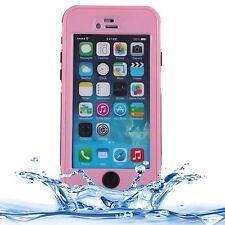 CUSTODIA COVER IMPERMEABILE MARE TENUTA STAGNA ROSA PER IPHONE 6 6S