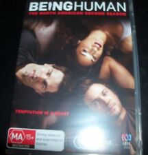 Being Human US Second Season Series Two 2 (Australia Region 4) DVD – Like New