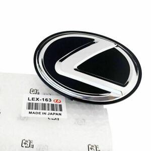 Front Grille Emblem 2013-2018 Lexus ES350 IS250 IS350 GS350 RX350 RX450h IS200t