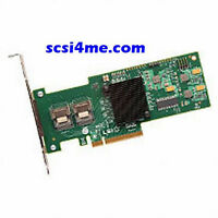 LSI MegaRAID 9240-8i 8-port PCI-Express 6Gb/s SATA SAS RAID controller Excellent