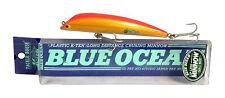 Tackle House K-TEN Blue Ocean LIPLESS MINNOW 115 COLOR: 7 ~ ORANGE