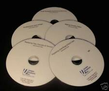 Cue Repair Videos set of 5 DVD's  000080