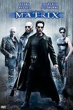 THE MATRIX DVD Keanu Reeves Carrie-Anne Moss NEW
