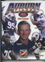 1999 Auburn Tigers  Football Media Guide MBX59