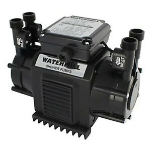 Watermill Shower Pump 1.5 Bar Water Pressure Booster