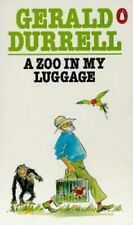 A Zoo in My Luggage by Durrell, Gerald Paperback Book The Cheap Fast Free Post