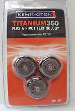 Remington Tête de Rasoir Titanium 360 R5130 SP-TF - NEUVE
