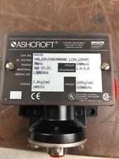 AshCroft B424S  Pressure Switch 30 PSI 15A,125/250/480V DRESSER FREE SHIPPING