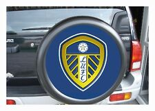 4X4 LEEDS UNITED LUFC FOOTBALL CLUB EMBLEM SPARE WHEEL COVER TO FIT ALL 4X4'S