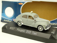 Solido 1/43 - Peugeot 203 Taxi