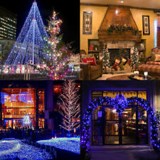 LED Christmas lights Fairy String Lights 10m/20m/50m/100m Party Decor 110V/220V