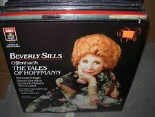 RUDEL / SILLS / OFFENBACH tales of hoffmann ( classical ) - box set - SEALED