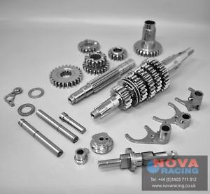 Nova racing BSA A65 Close Ratio 5 speed gearbox