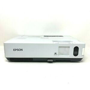 EPSON EMP-1825 Projector 3LCD 100-240V 50/60Hz Home School Electronics Unit Only