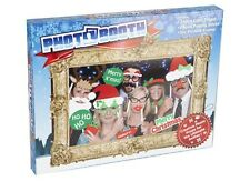 Novelty Christmas Family Photo Booth - 24pc Selfie Props #329005