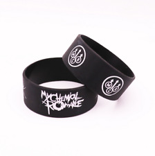 My Chemical Romance Silicone Rubber Wristband bracelet jewelry new 1pcs