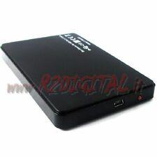 "BOX ESTERNO IDE 2.5 USB PER HD HARD DISK 2.5"" CASE HDD SLIM PORTATILE NOTEBOOK"