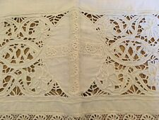 Vintage / Traditional Hand Embroidered French Altar piece