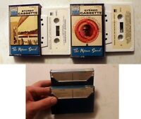Cassette: Stevie Wonder: Innervisions + Greatest Hits vol 2: paper labels