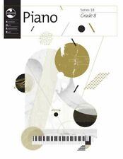 AMEB Piano Grade 8 Series 18 - Muticoloured
