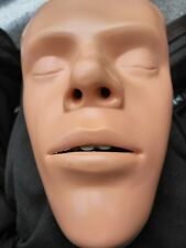 CPR Ambu man BLS Adult Face Piece.  Selling 10 Face pieces