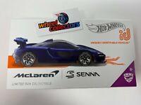 McLaren Senna * 2020 Hot Wheels ID Car