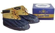 ShuBee® SuperBee® Shoe Covers Midnight Blue, Dispenser box