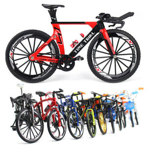 New Creative Alloy Simulation Mini Bicycle Model Ornaments Collection Gifts