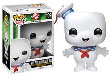Funko Pop Ghostbusters Stay Puft Mashmallow Bobble Head Figure 109