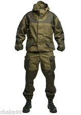 Russian Spetsnaz Gorka 3 Canvas Mountain Suit All Sizes 46 to 62