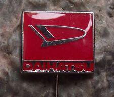 Daihatsu Motor Company Ltd Japanese Car Firm Manufacturers Advertising Pin Badge