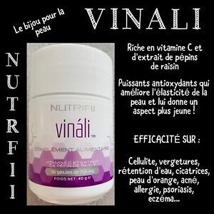 Vinali complément alimentaire naturel Ariix