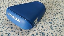 "HONDA Z50 COMPLETE SEAT ""BLUE"" (solid z))on the side fit 1979-1986 brand new"