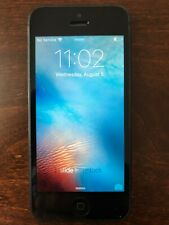 Apple iPhone 5 - 32 GB - Black (AT&T) A1428