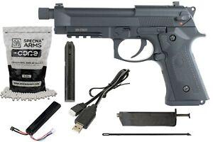 AEG aus zertifiziertem japanischen Rohmaterial M130 Feder f/ür Softair S SHS Airsoft Super Shooter