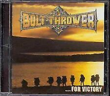 Bolt Thrower - ...for Victory NEW CD
