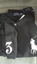 Ralph Lauren Men Short Sleeve Polo Shirt Custom Fit 2xl White