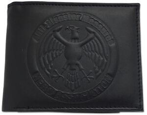 *Legit* One Punch Man Anime Hero Association Logo Authentic Bifold Wallet #61333