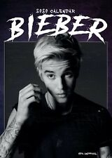 Justin Bieber 2020 Pin Up Wall Calendar