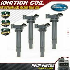 4x Ignition Coils for Lexus ES300 RX300 Toyota Camry Highlander 90919-02234