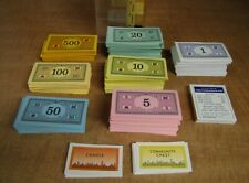 "Original Monopoly Deluxe Edition  ""MILLIONS OF DOLLARS""  Replacement  Money"