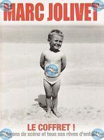 DVD MARC JOLIVET LE COFFRET 7 DVD 40 ans de scene NEUF