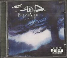 STAIND Break the Cycle NEW CD 14 track 2001 Outside LIVE