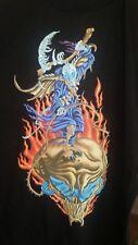 Megadeth 1995 Youthanasia World Tour vintage licensed concert shirt Xl Brand New